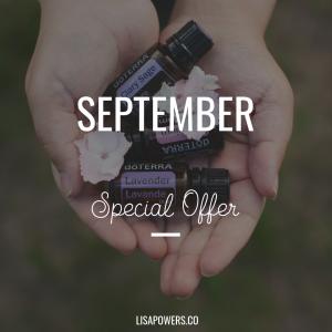 September Special Offer
