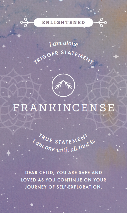 Frankincense – Connecting with the Divine