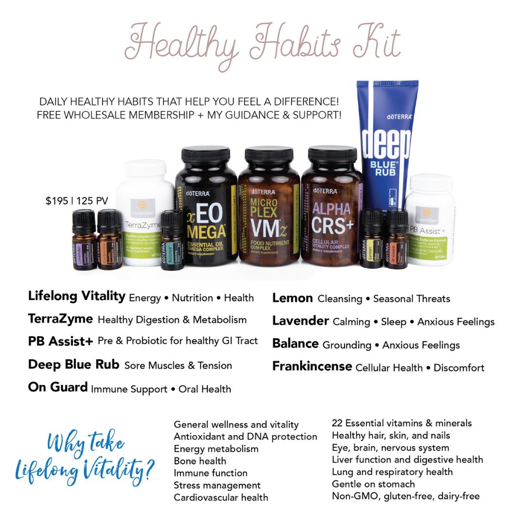 Healthy Start Kit(1)