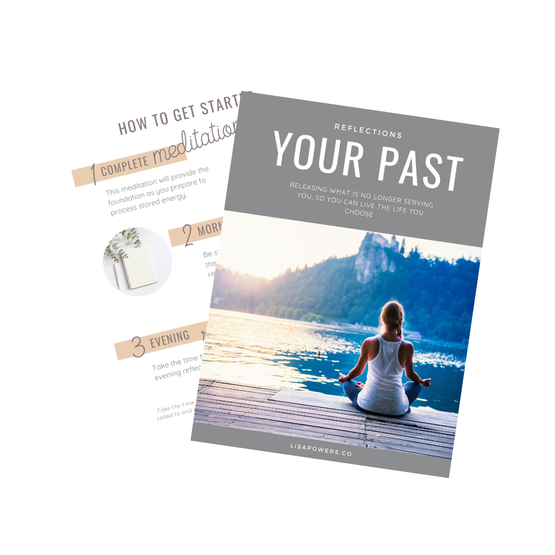 Release your past meditation guide