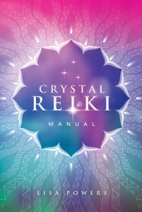Crystal Reiki Manual - cover front
