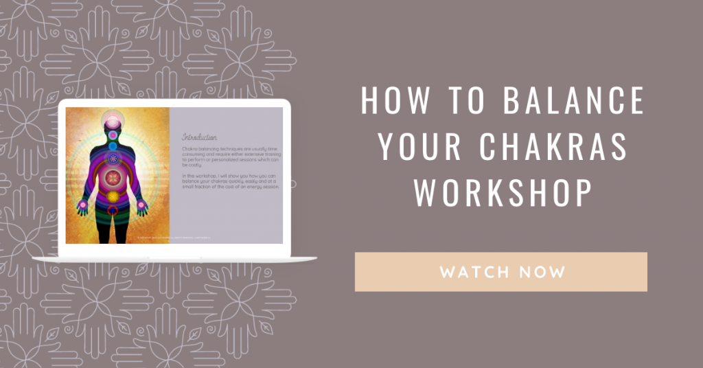 How to Balance your Chakras Workshop