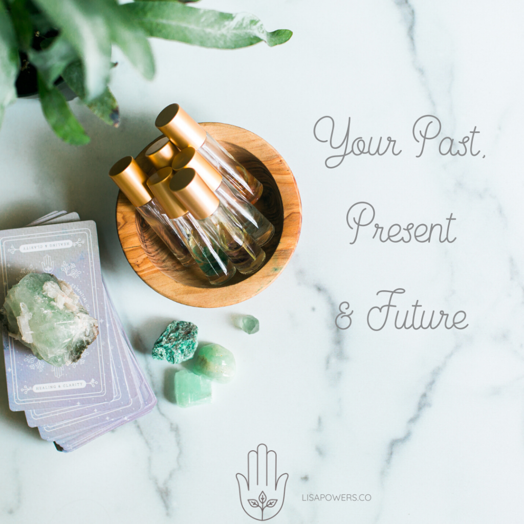 Your Past, Present & Future