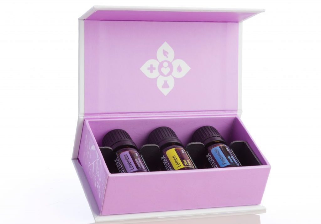 essential oils for wellness kit